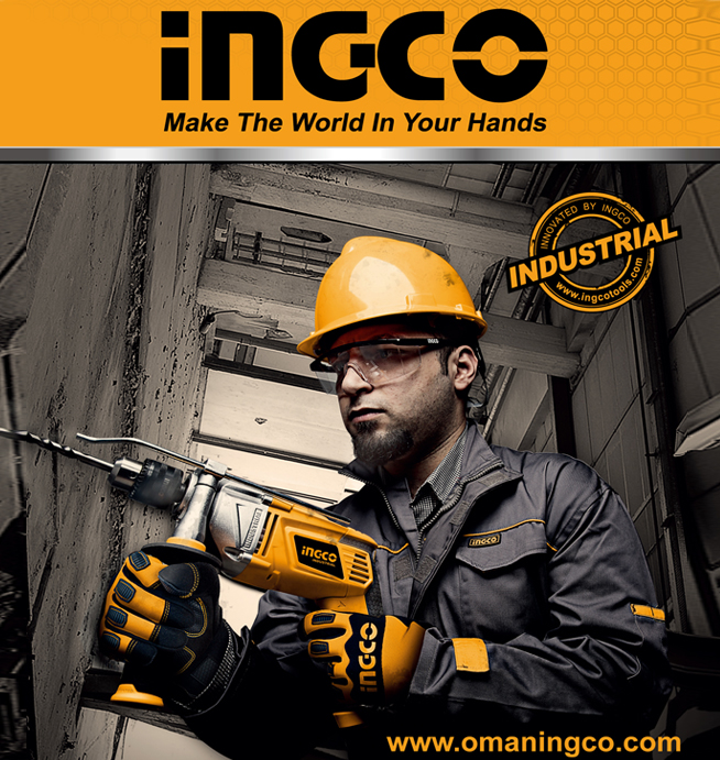 INGCO Tools & Equipments Supplier in Oman | Burj Jumera LLC